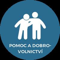 Pomoc a dobrovolnictví