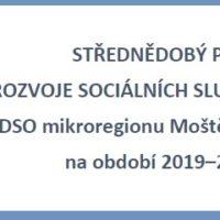 Obrázek k aktualitě Dokument Střednědobého plánu rozvoje sociálních služeb pro mikroregion Moštěnka může do 25. 2. 2019 připomínkovat veřejnost