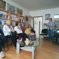 Obrázek k aktualitě Neformální pečovatelé se poprvé sešli v Bochoři