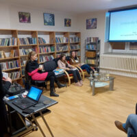 """Obrázek k aktualitě V Bochoři se uskutečnila přednáška na téma """"Základy logopedie"""""""