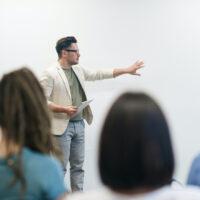 Obrázek k aktualitě Přednáška o komunikačních dovednostech a setkání KP